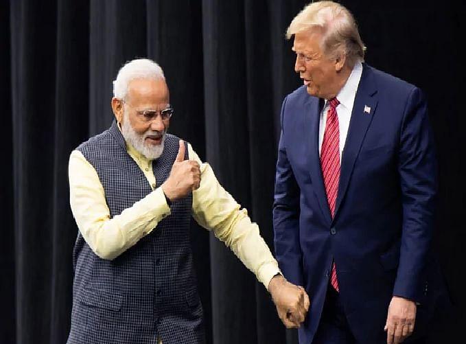 डोनाल्ड ट्रंप भारत में कोरोना महामारी लेकर आये, कोरोना फैलाने के लिए मोदी सरकार जिम्मेदार : पूर्व कैबिनेट मंत्री