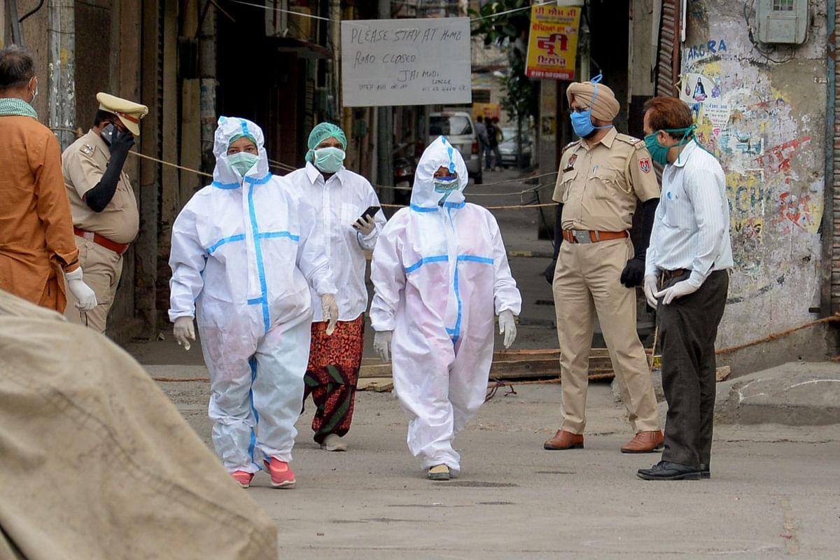 Coronavirus News Update : मुंबई में आज कोरोना के 395 नये मामले, संक्रमितों की संख्या 6 हजार के करीब