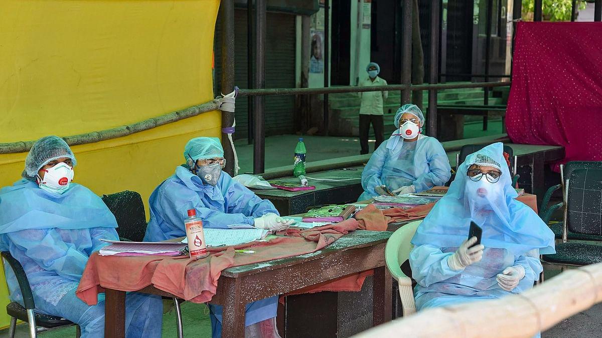 Coronavirus in Bengal: बंगाल में 'कोरोना योद्धाओं' को  दिया जा रहा ऐसा भोजन, सबसे खराब हालत ग्रुप डी कर्मचारियों की