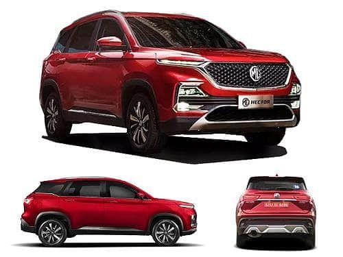 MG Hector से लेकर Tata Nexon तक, लॉकडाउन के दौरान ये New Cars हुईं लॉन्च