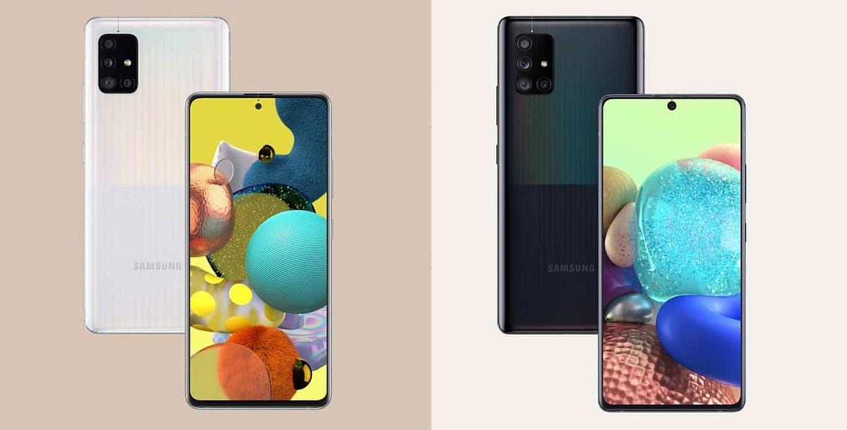 Samsung Galaxy के दो नये 5G स्मार्टफोन्स लॉन्च, कीमत और खूबियां जानें