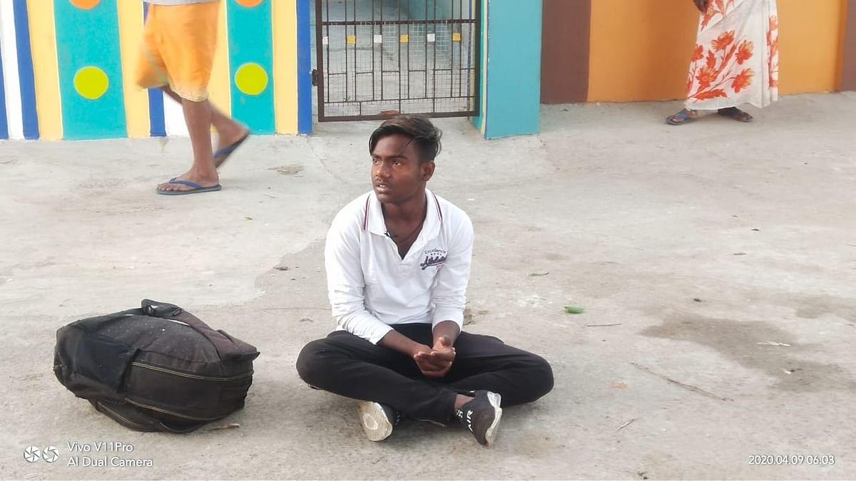 झारखंड में लॉकडाउन के दौरान प्रतिबंधित मांस का कारोबार, युवक पकड़ाया, बेचने जा रहा युवक पकड़ाया, दो अन्य फरार