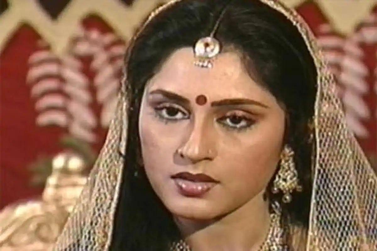 इस शख्स के साथ लिव इन रिलेशनशिप में थीं Mahabharat की द्रौपदी, उम्र में 13 साल था छोटा