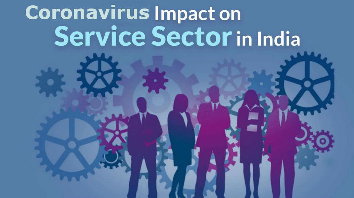 Coronavirus crisis : डिमांड में कमी की वजह से सर्विस सेक्टर की गतिविधियों में गिरावट दर्ज