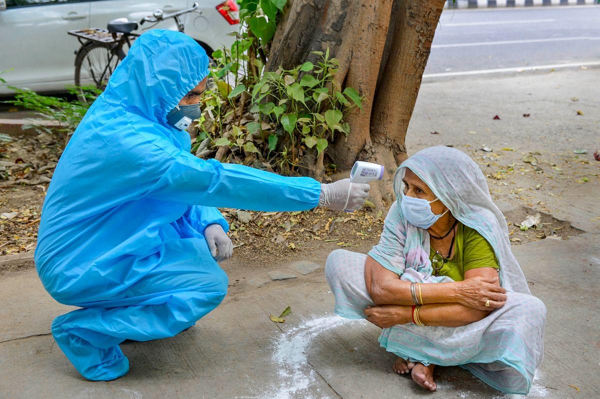 Covid-19 in jharkhand : झारखंड में कोरोना पॉजिटिव मरीजों का आंकड़ा पहुंचा 10496, 103 की मौत