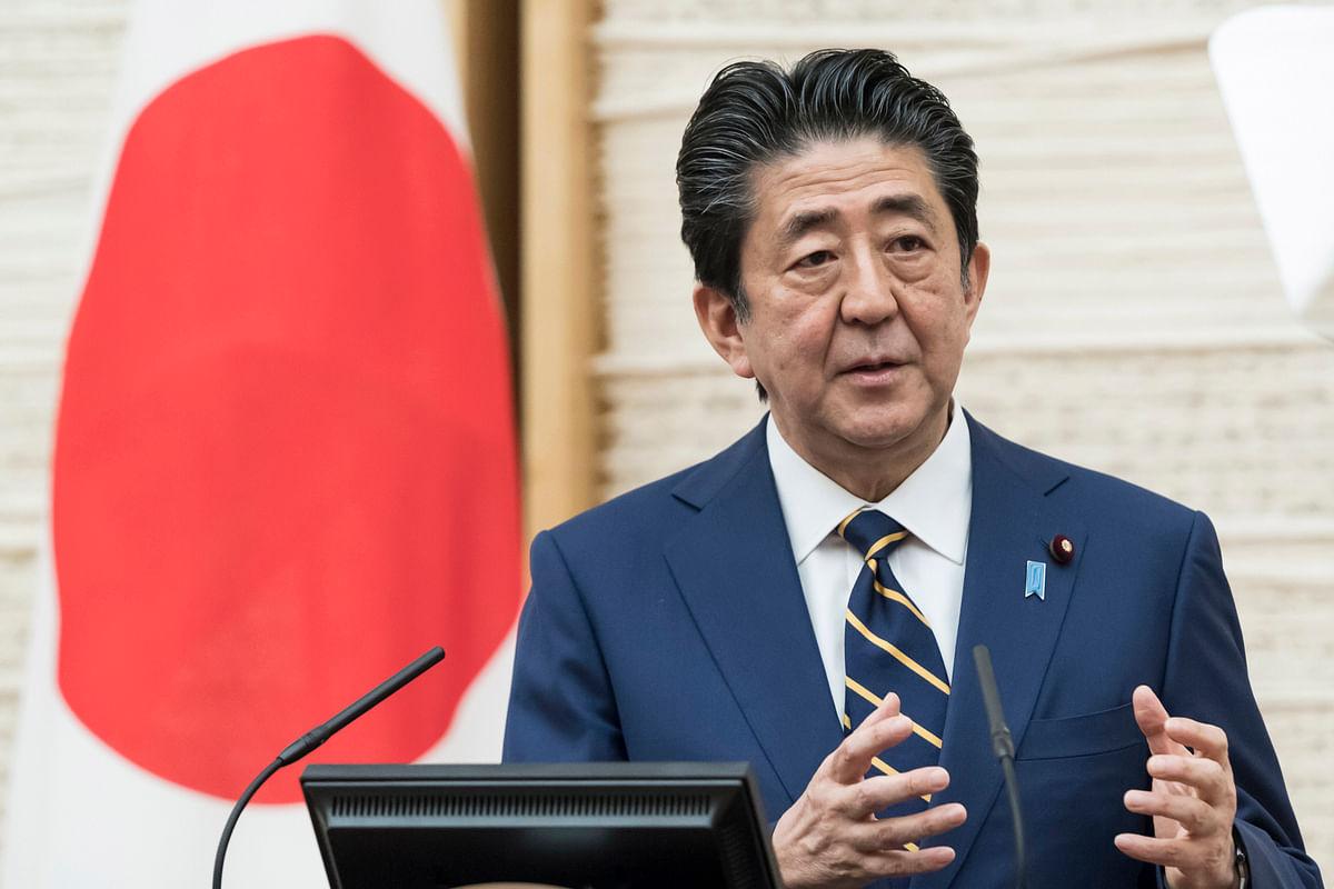 Coronavirus Pandemic : जापान ने एक महीने के लिए लगाया आपातकाल