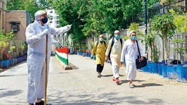 तबलीगी जमात के मौलाना साद का क्वारेंटाइन पीरियड पूरा, दिल्ली पुलिस करेगी गिरफ्तार !