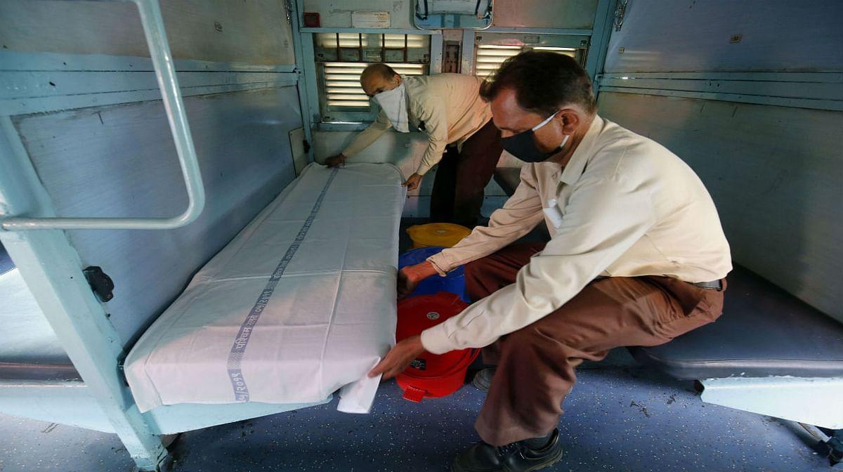 Coronavirus in Bihar: पूर्व मध्य रेल में 28 अधिकारी व कर्मचारी कोरोना से संक्रमित