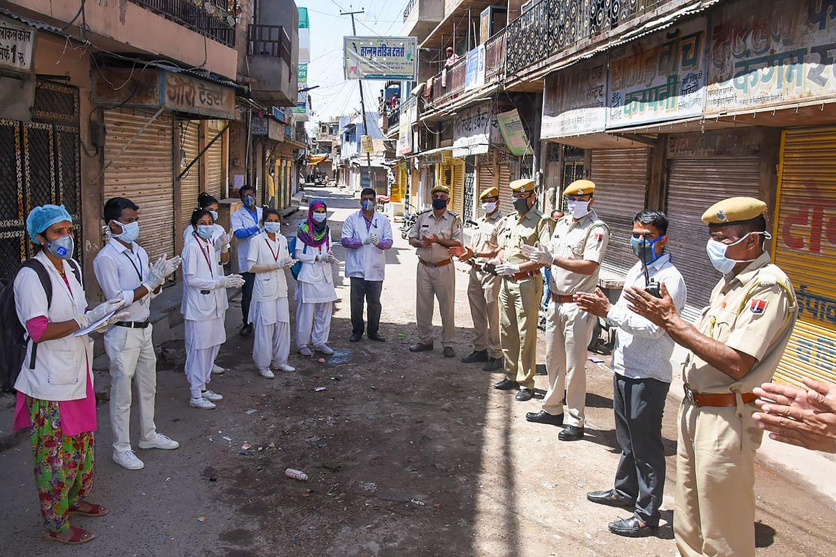 राजस्थान में कोरोना वायरस संक्रमण के 25 नये मामले, कुल संख्या 204 हुई, इस वजह से अब तक सुरक्षित है कोटा