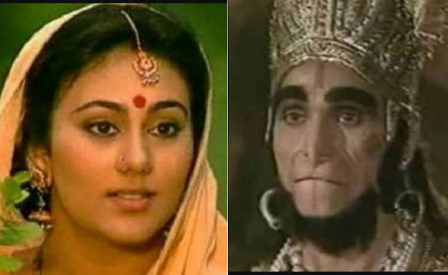 Ramayan: इस वजह से 'सुग्रीव' श्याम सुंदर कलानी से सेट पर बात नहीं कर पाती थीं 'सीता'