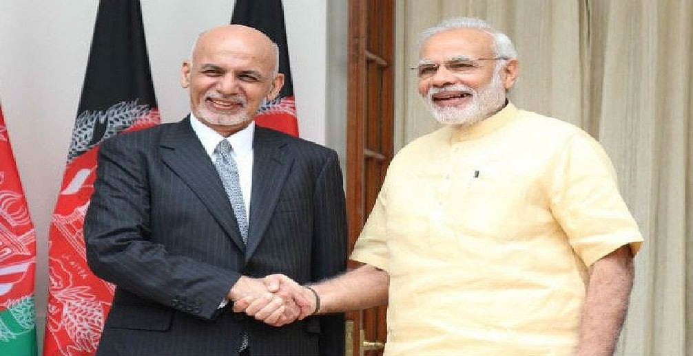 भारत ने कोरोना संकट के समय अफगानिस्तान की मदद की, अशरफ गनी ने पीएम मोदी को बोला थैंक्स