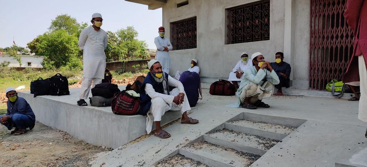 कोडरमा में भी इस्लाम धर्म का प्रचार करने वालों को पकड़ा गया है और सभी को क्वॉरेंटाइन सेंटर में भेजा जा रहा है.