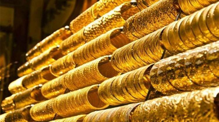 Gold Price : सोने व चांदी की कीमतों में बड़ी गिरावट, सर्राफा बाजार पर लॉकडाउन का असर