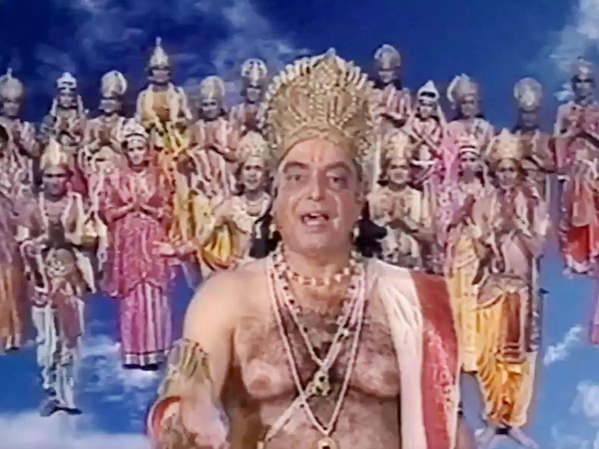 Ramayana में रामानंद सागर ने की थी एक्टिंग, इस किरदार में राम-सीता का किया था गुणगान