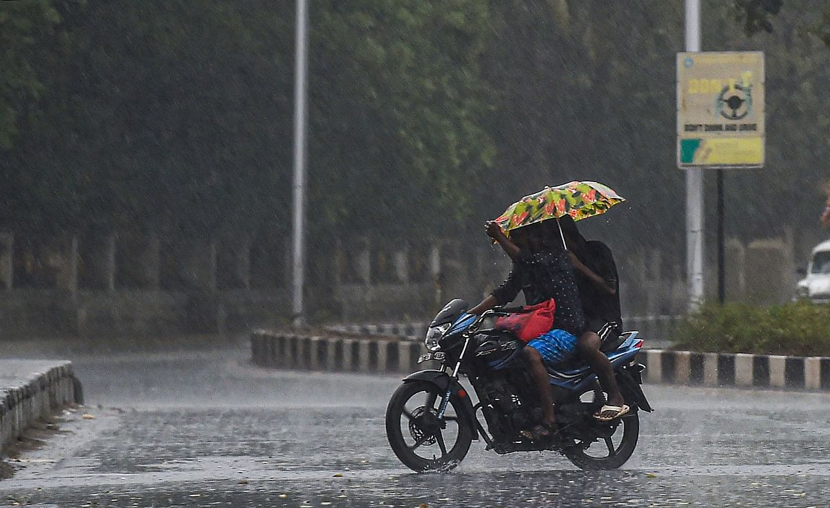 Bihar Weather Forecast : 12 जून को बिहार में दस्तक देगा मॉनसून, आज से बढ़ेगा तापमान