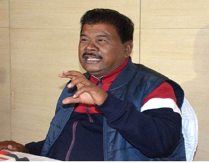 विधायक बंधु तिर्की ने किसानों की मदद के लिए कृषि मंत्री को लिखा पत्र