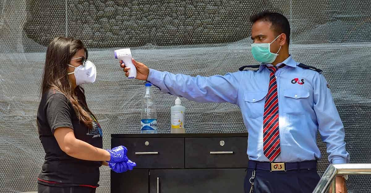 Coronavirus Outbreak : 24 घंटे में 86 हजार नये केस, 1129 की मौत, देश में कुल मरीजों की संख्या 57 लाख के पार