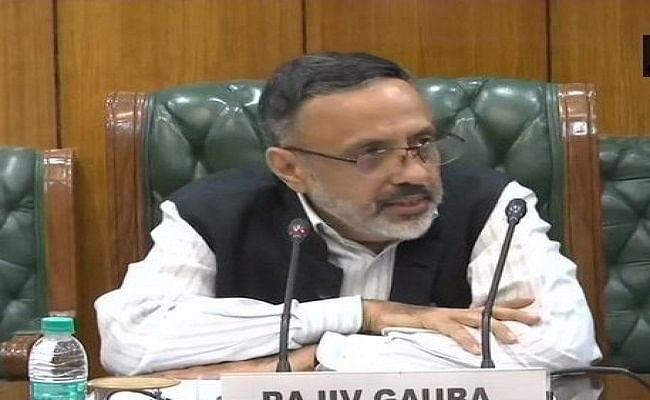 केंद्रीय कैबिनेट सचिव ने बाढ़ से प्रभावित बिहार के 16 जिलों की स्थिति जानने के लिए की समीक्षा बैठक