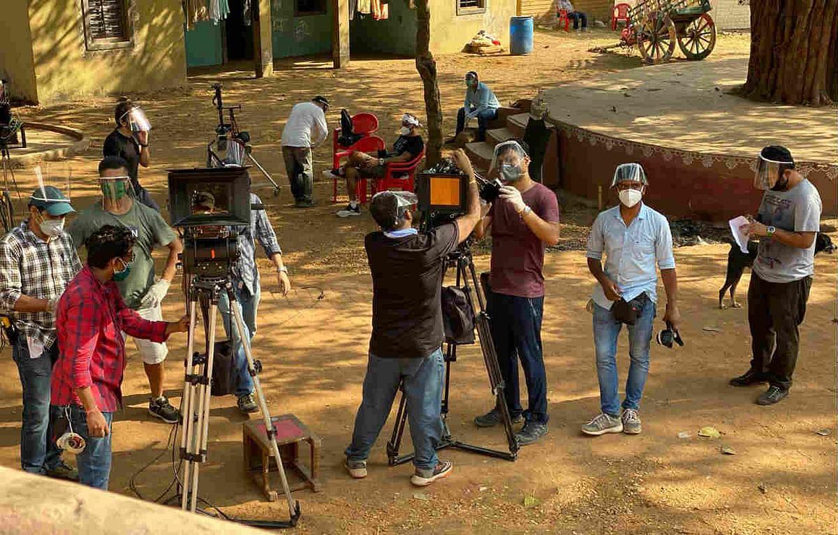 अक्षय कुमार ने आर बाल्की संग एड फ़िल्म लॉकडाउन में किया शूट