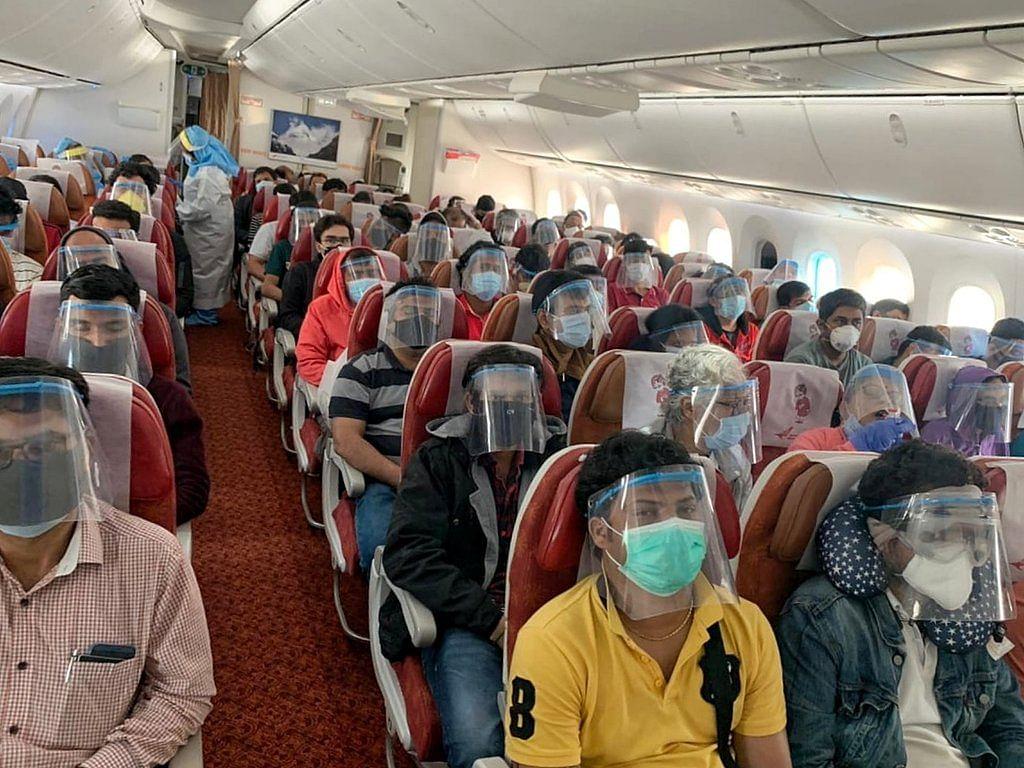 वंदे भारत मिशन : कुवैत व सऊदी अरब से बिहार पहुंचे 502 प्रवासी