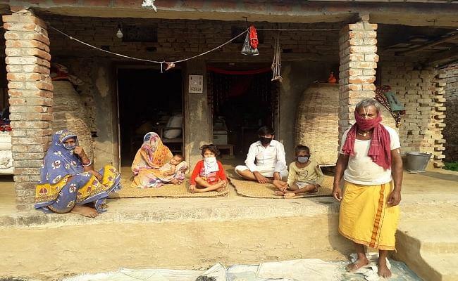 बिहार के प्रवासी मजदूरों का घर वापसी के बाद छलका दर्द, बोले- उस पल को याद करने से दुःख पहुंचेगा, सब भूलना पड़ेगा