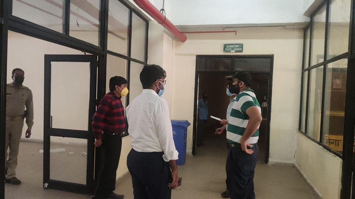 Jharkhand Coronavirus Live Update: रांची के डीसी ने खेलगांव स्थित कोरेंटिन सेंटर का किया दौरा, दिये जरूरी निर्देश