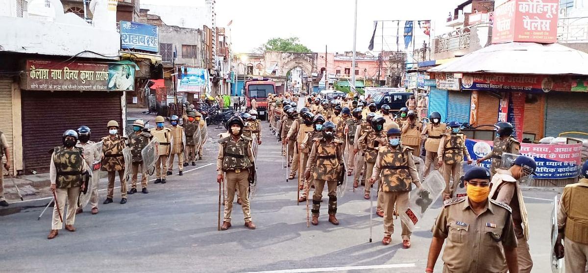 Coronavirus in Bihar: हाइकोर्ट के 18 जवानों समेत 45 पुलिसकर्मी हुए कोरोना संक्रमित