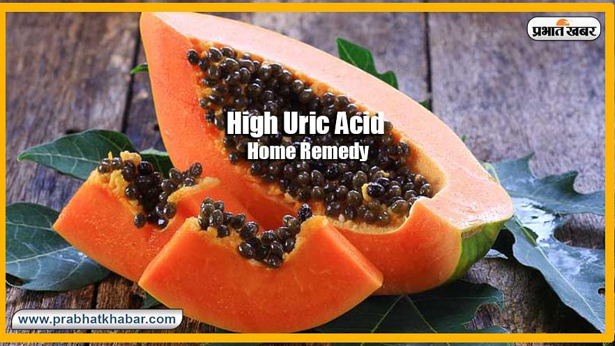 High Uric Acid में पपीता कैसे हो सकता है लाभदायक?
