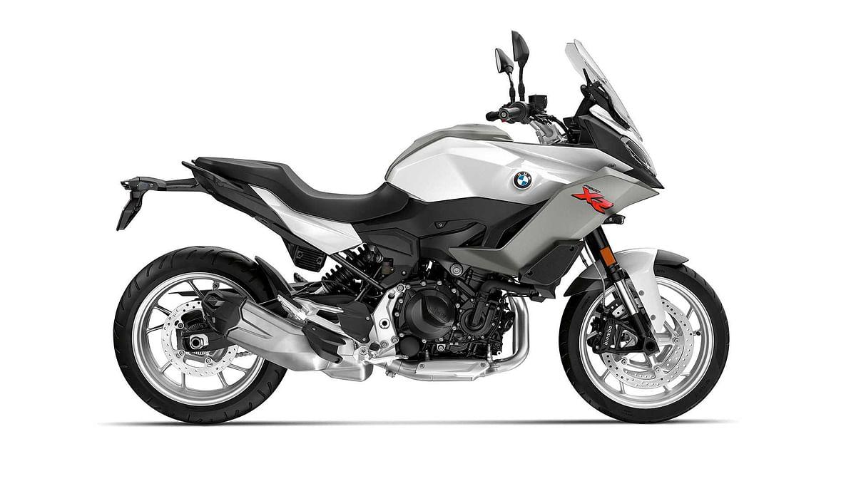 BMW F 900 XR : Price Rs. 10,95,000 Ex-showroom : July 2021