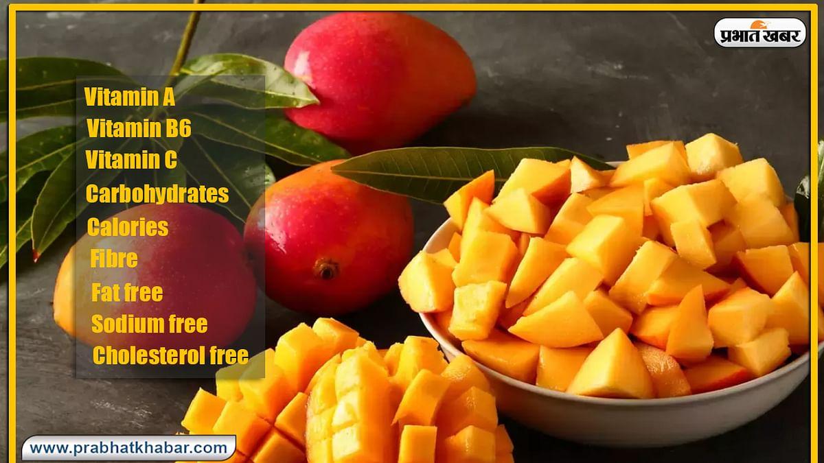 कच्चे आम में 35 सेब, 18 केले, नौ नींबू और तीन संतरों के बराबर होता है Vitamin C, जानें इसके फायदे और नुकसान