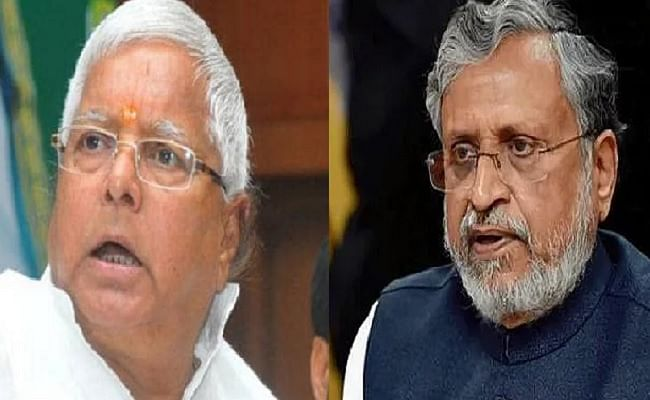 Bihar Politics Latest News and Updates : पत्नी राबड़ी को सीधे सीएम बनवाने वाले 'लालू प्रसाद' लोकलाज पर ज्ञान न दें : सुशील मोदी