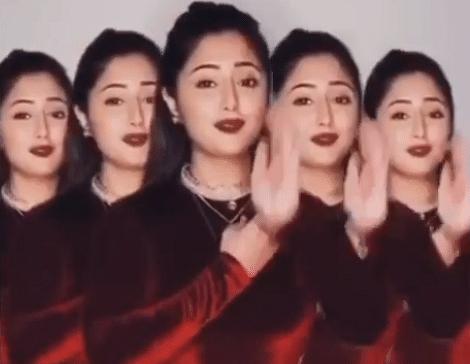 VIDEO: 'लेजा-लेजा रे महकी रात में' गाने पर एक्ट्रेस रश्मि देसाई का कातिलाना डांस वायरल, आपने देखा क्या?