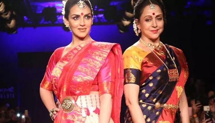 हेमा मालिनी अपने जमाने की सुपरस्टार रह चुकी हैं. हेमा मालिनी ने एक से बढ़कर एक फिल्में दी हैं, लेकिन उनकी बेटी बॉलीवुड की फ्लॉप अभिनेत्रियों में से एक हैं. ईशा देओल का फिल्मी करियर ज्यादा ऊंचा नहीं उठ पाया और उन्हें फ्लॉप अभिनेत्री का खिताब मिल गया.