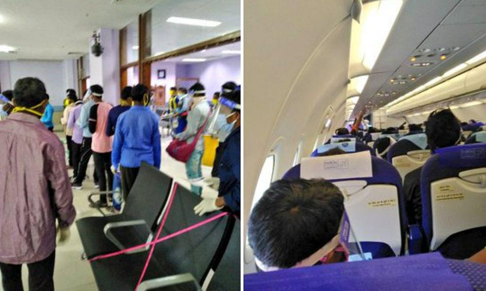 एयरलिफ्ट 2 : अंडमान-निकोबार में फंसे 180 प्रवासी आज विमान से आयेंगे रांची