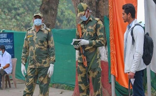 दिल्ली में सीआरपीएफ के एक ASI की कोरोना वायरस संक्रमण से मौत