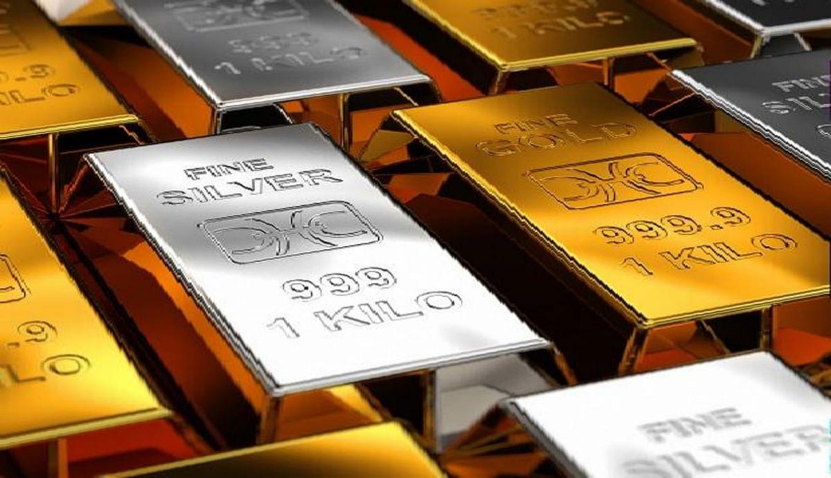 Gold Rate Today : लॉकडाउन में ताबड़तोड़ रिकॉर्ड कायम करने वाला सोना वट सावित्री से पहले हुआ सस्ता, चांदी भी पड़ गयी नरम