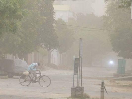 जिले की तीन नदियों में बढ़ा जलस्तर , चार दिनों तक आंधी व बारिश को लेकर किया गया अलर्ट