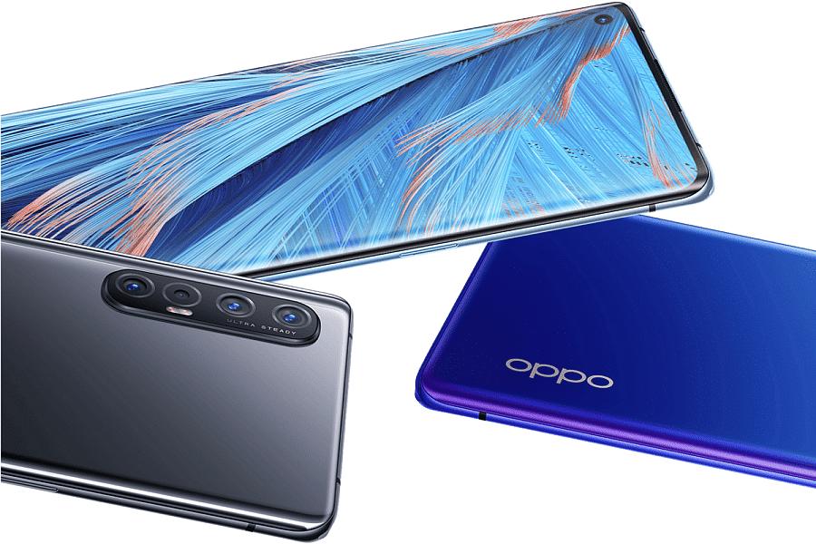 12GB रैम और क्वॉड कैमरा सेटअप के साथ आया Oppo Find X2 Neo