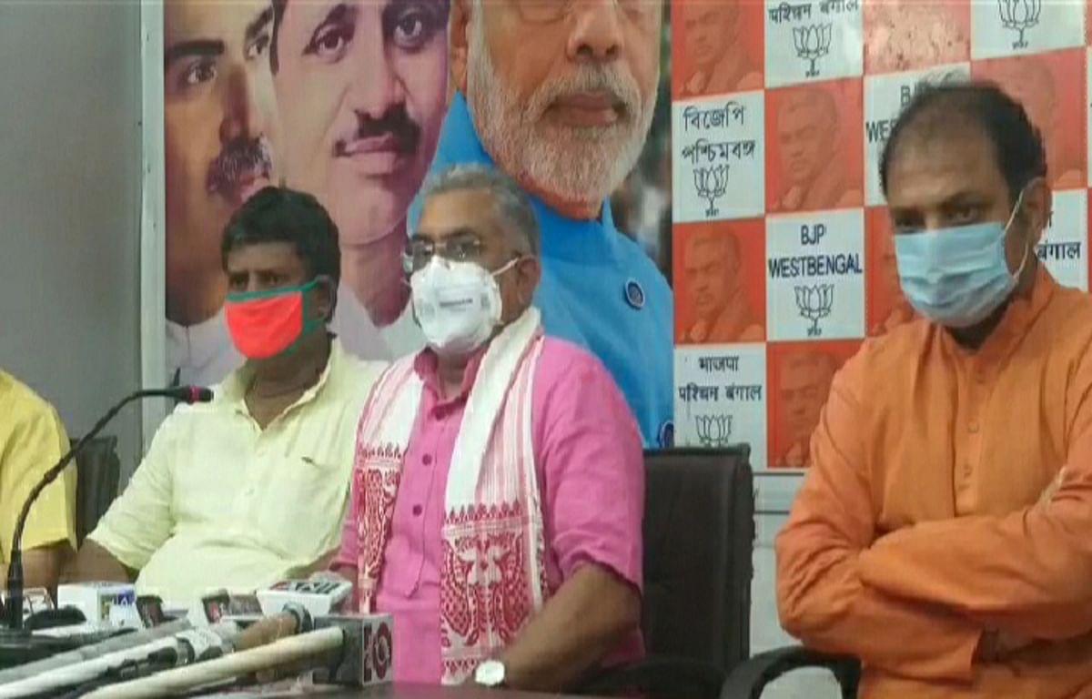 ममता सरकार के खिलाफ बंगाल भाजपा का आरोप, कहा- राज्य में आपातकाल से भी बदतर हालात, कोरोना संभालने में मुख्यमंत्री हुई असफल