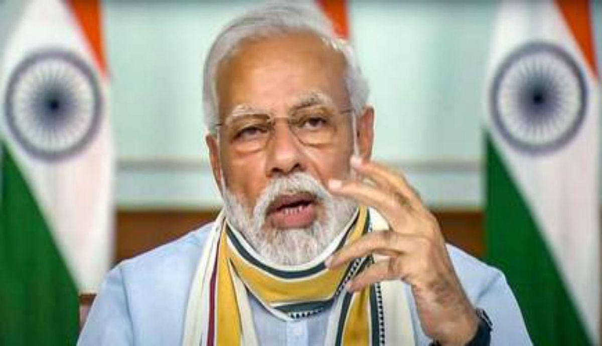 COVID-19 और इसके आर्थिक प्रभावों को लेकर पीएम मोदी ने श्रीलंका के राष्ट्रपति और मॉरीशस के प्रधानमंत्री से की बात