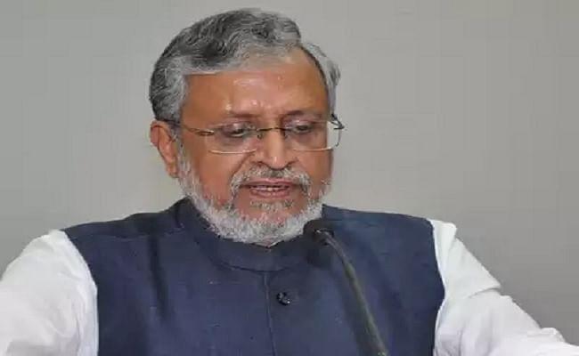 Bihar News Update : सुशील मोदी के निशाने पर राजद-कांग्रेस, एनडीए की गिनाई उपलब्धियां