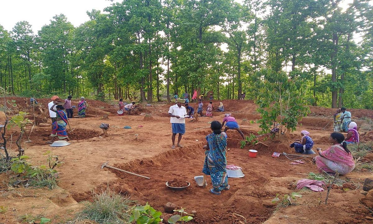 कोरोना काल में श्रमिकों को रोजगार देने में बिहार में सबसे आगे रहा गया जिला, प्रतिदिन 88320 रोजगार कराया मुहैया