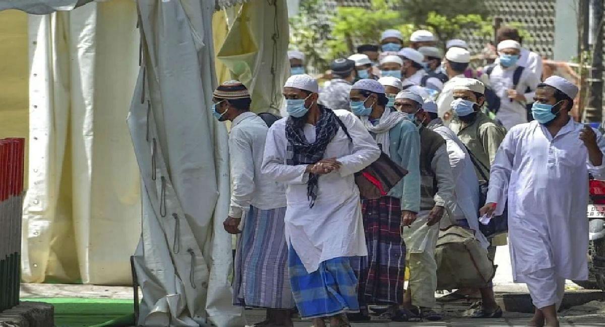 Nizamuddin Markaz case : 294 विदेशी नागरिकों के खिलाफ आरोप पत्र दायर