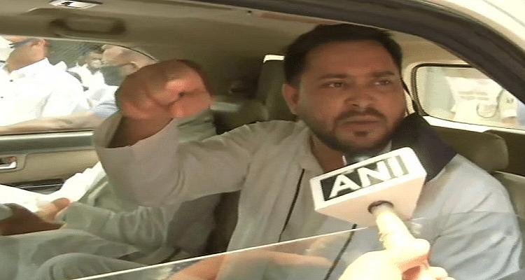 ट्रिपल मर्डर केस को लेकर बिहार में सियासी घमासान, पुलिस ने तेजस्वी संग आरजेडी नेताओं को गोपालगंज जाने से रोका