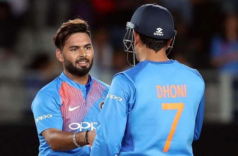 इस विकेट कीपर बल्लेबाज ने की धौनी की तारीफ, कहा- वो किसी भी समस्या का पूर्ण समाधान करने के लिए करते हैं प्रोत्साहित