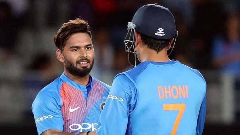 Dhoni को भगवान की तरह मानते हैं पंत, तुलना होने पर कह दी थी खेल छोड़ने की बात, साथी खिलाड़ी ने किया खुलासा