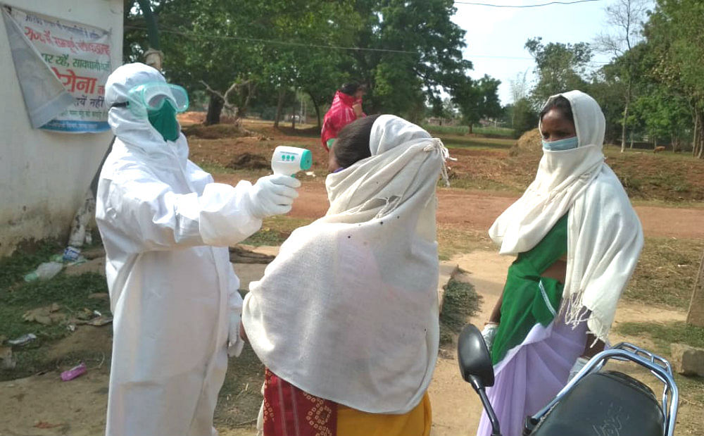Coronavirus in Jharkhand Live Update: झारखंड में रिकॉर्ड 72 नये कोरोना संक्रमित मिलने से आंकड़ा पहुंचा 594, जमशेदपुर में मिले सर्वाधिक 43 कोरोना पॉजिटिव