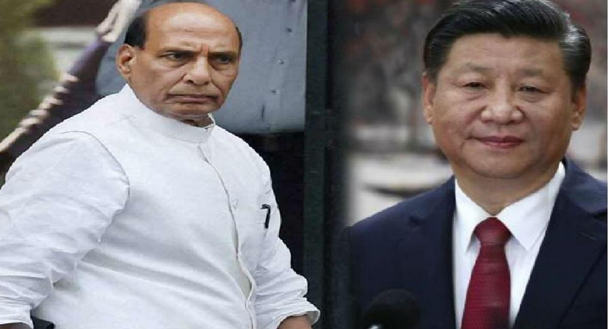 रक्षा मंत्री ने की सेना प्रमुख संग बैठक, उधर शी ने चीन की सेना से कहा, युद्ध की तैयारियां तेज करें