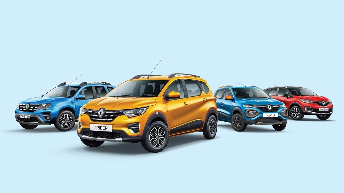 Honda, Renault की गाड़ियों पर मिल रही 1 लाख रुपये तक की छूट