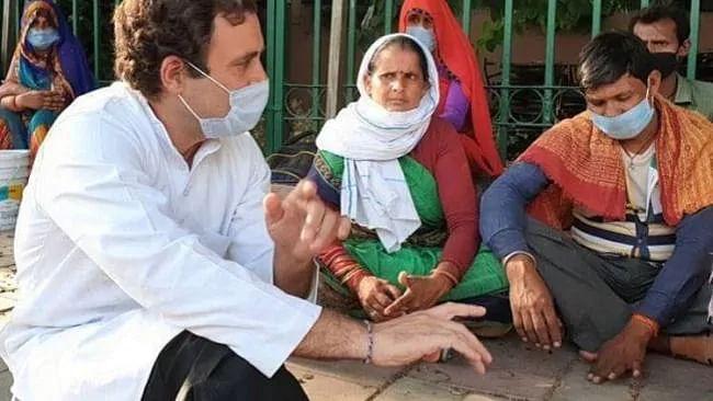 राहुल गांधी ने दिखाई मजदूरों के दर्द वाली डॉक्युमेंट्री, यूट्यूब पर जारी किया वीडियो